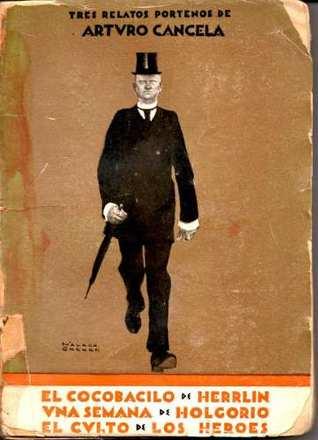 Arturo Cancela, Le coccobacille de Herrlin
