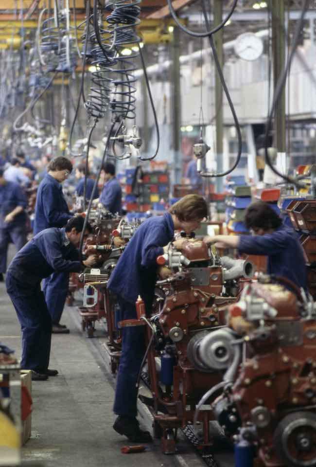 Une histoire vivante des ouvriers, de Bernard Chambaz