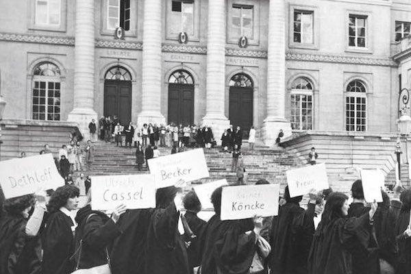 Liora Israël, À la gauche du droit. Mobilisations politiques du droit et de la justice en France (1968-1981)