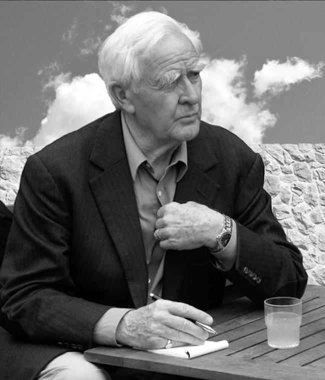 Hommage à John le Carré (1931-2020)