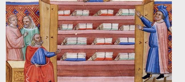 Yann Potin, Trésor, écrits, pouvoirs. Archives et bibliothèques d'État en France à la fin du Moyen Âge