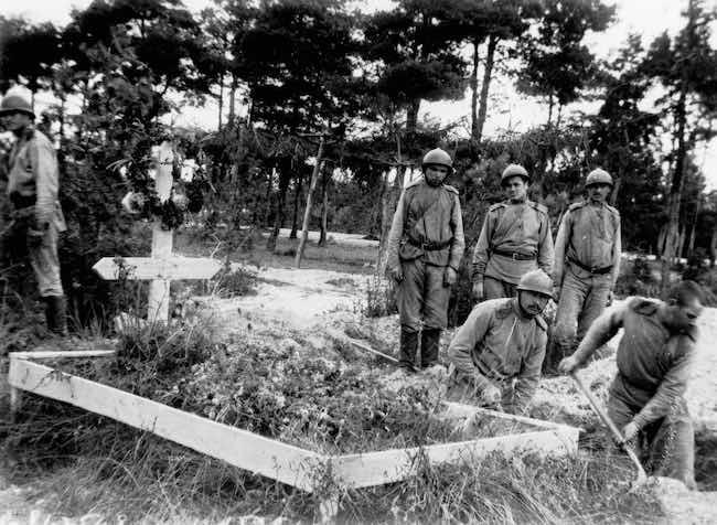 Rémi Adam, Les révoltés de La Courtine. Histoire du corps expéditionnaire russe en France (1916-1920)