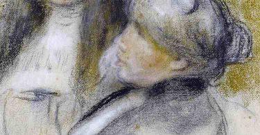 Mika Biermann, Trois nuits dans la vie de Berthe Morisot