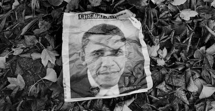 Une terre promise : les mémoires de Barack Obama
