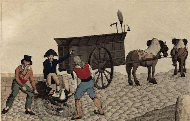 Nicolas Lyon-Caen et Raphaël Morera, À vos poubelles citoyens! Environnement urbain, salubrité publique et investissement civique (Paris, XVIe-XVIIIe siècle)