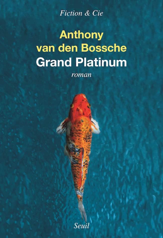 Grand Platinum d'Anthony van den Bossche : carpes et trottinettes