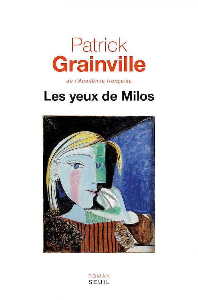Les yeux de Milos, de Patrick Grainville : l'art et l'ardeur