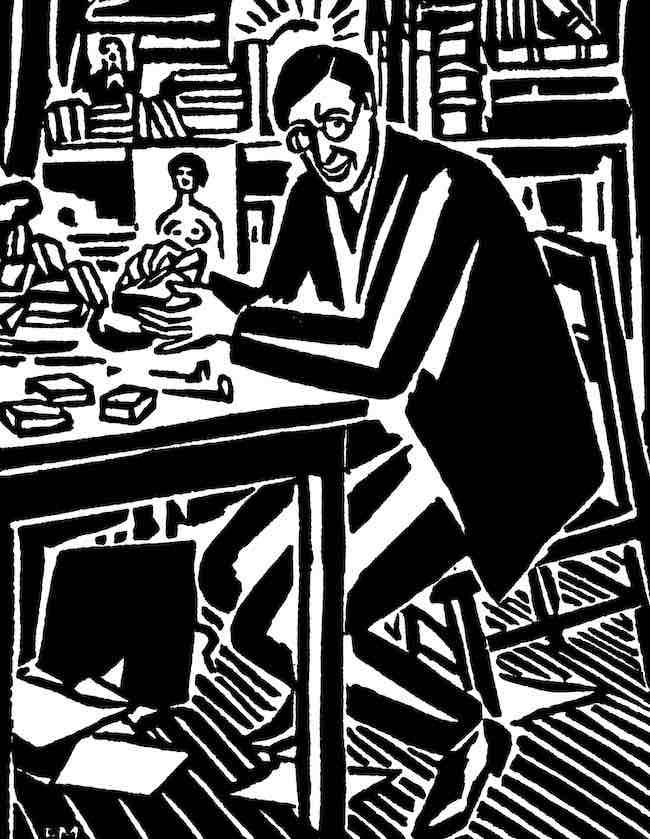 Mon livre d'heures et Le soleil : Frans Masereel, le graveur de la liberté
