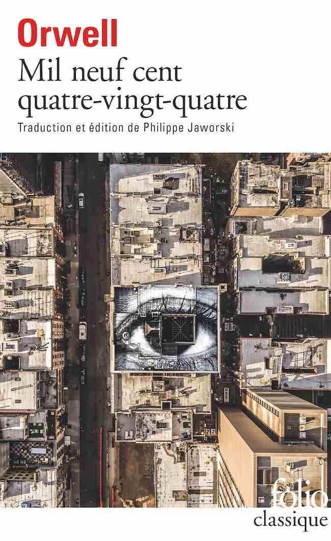 Célia Izoard, Philippe Jaworski : « 1984 » face à ses traducteurs