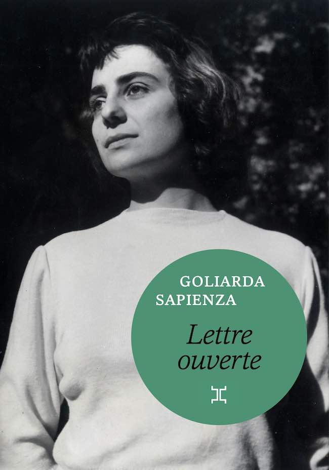 Lettre ouverte, de Goliarda Sapienza : un exercice de liberté