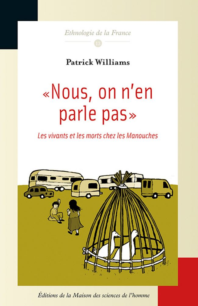 Hommage à l'ethnologue Patrick Williams (1947-2021)