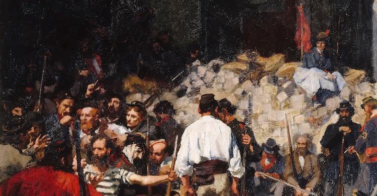 Les retours de la Commune : cinq livres montrent l'évolution d'une histoire