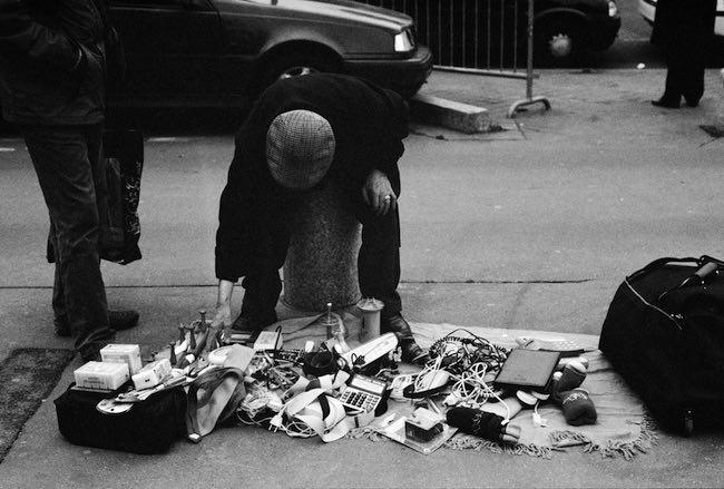 Les braconniers des poubelles : Mélanie Duclos raconte les biffins