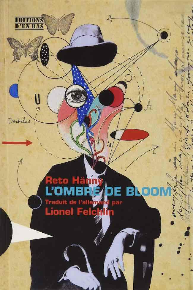 L'ombre de Bloom, de Reto Hänny : un certain Leopold Bloom