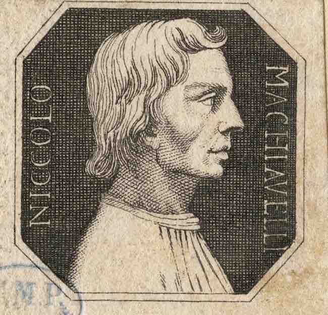 Machiavel, de Jean-Louis Fournel et Jean-Claude Zancarini