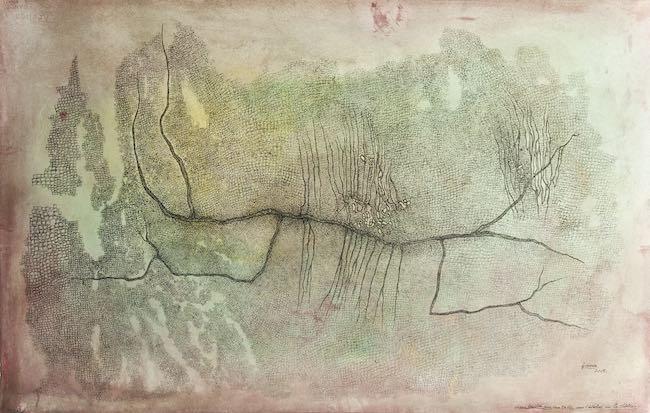 Le vif de l'art (6) : dans les galeries, avec Mark Tobey et Fred Deux
