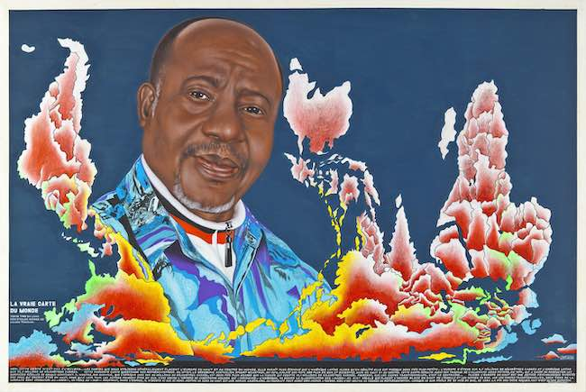 Exposition Ex Africa. Présences africaines dans l'art d'aujourd'hui