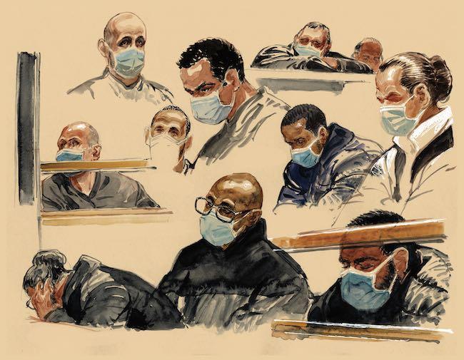 Couvrir le procès Charlie Hebdo : entretien avec Yannick Haenel