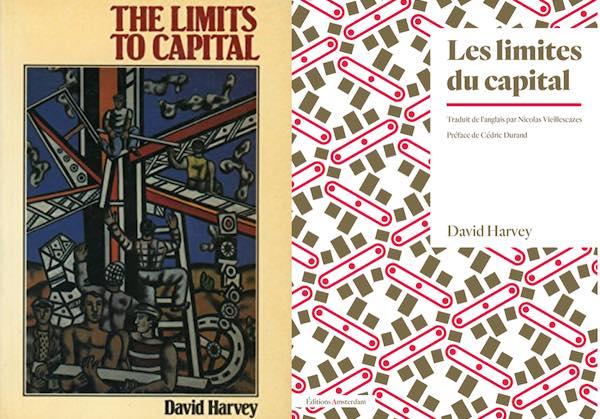 Les limites du capital, de David Harvey