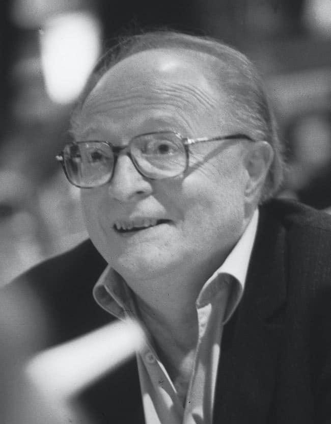 Pour saluer Alain Joubert, par Dominique Rabourdin