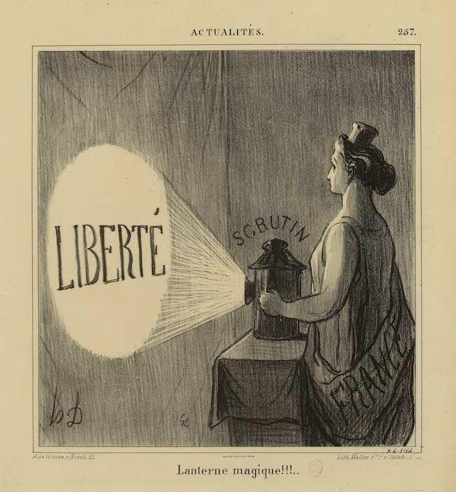 Lanterne magique, de Jérôme Prieur : lumineuses projections