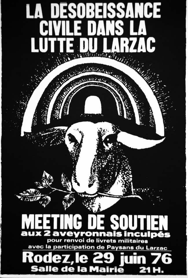 Le peuple du Larzac, de Philippe Artières : Gardarem lou Larzac