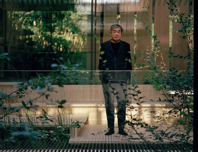 Kengo Kuma : construire avec et contre la nature
