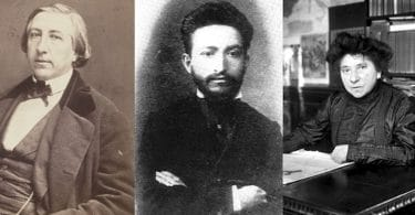 Emmanuel Arago, Léo Frankel, Hubertine Auclert : vies d'espoir