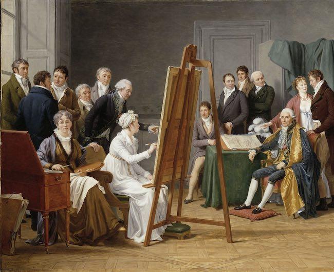 Exposition Peintres femmes (1780-1830). Naissance d'un combat