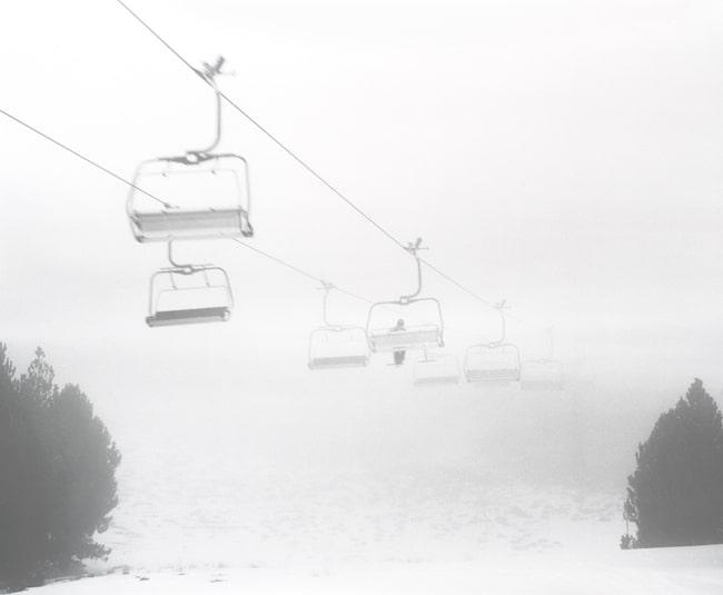 Photographier le blanc : le paysage selon Claude Belime