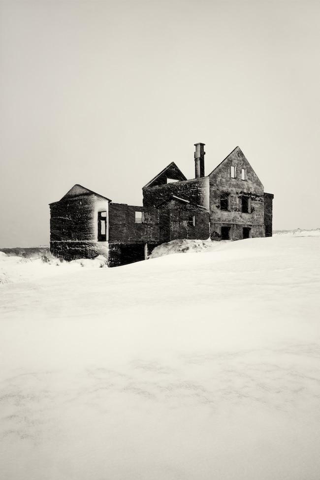 Photographier le blanc : la nature selon Patrick Bogner