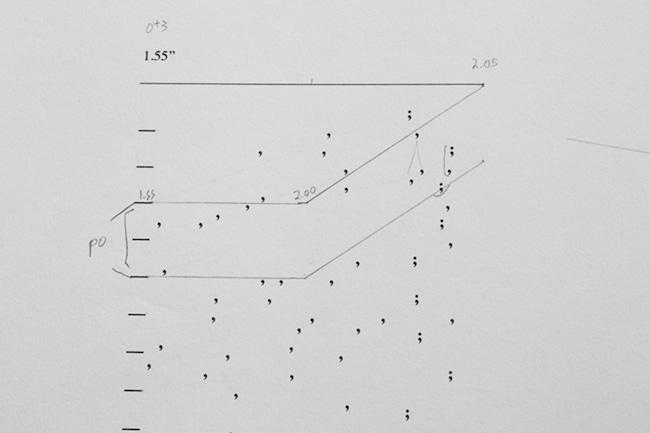 Elisabeth Clarke et Jean Daive : usages poétiques du blanc