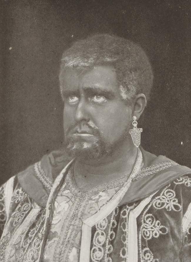 La couleur d'un personnage : les visages d'Othello