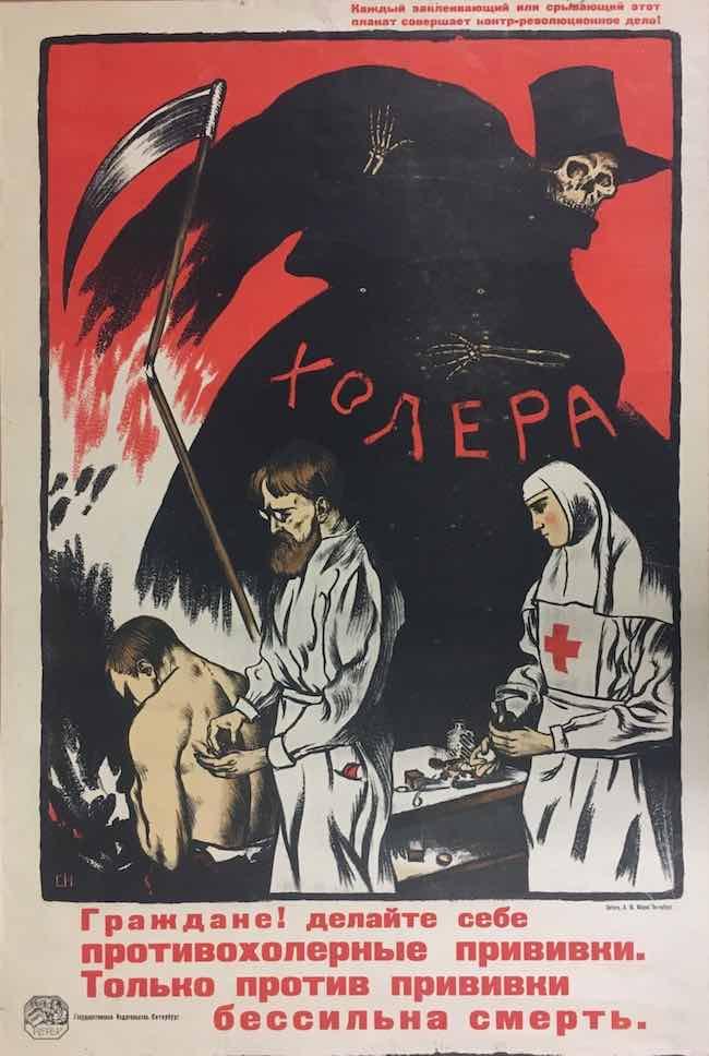 Ce n'était que la peste, de Ludmila Oulitskaïa : une épidémie sous Staline