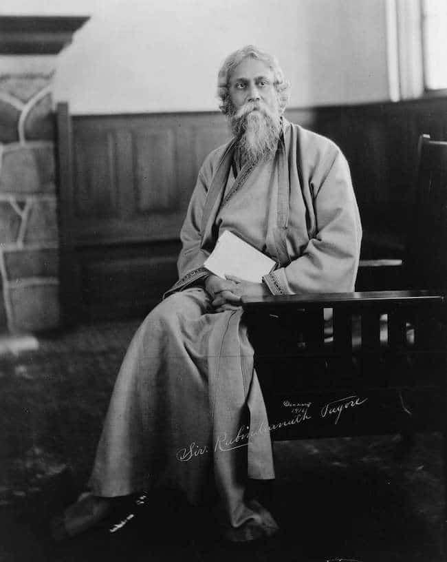 Les Œuvres de Rabindranath Tagore : une œuvre-monde