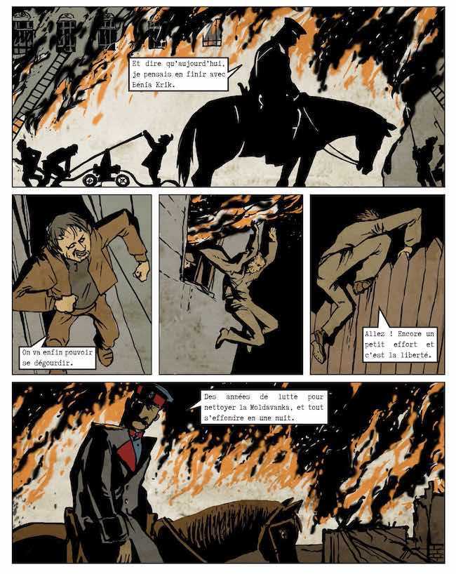 Camille de Toledo et Alexander Pavlenko, Le fantôme d'Odessa Isaac Babel