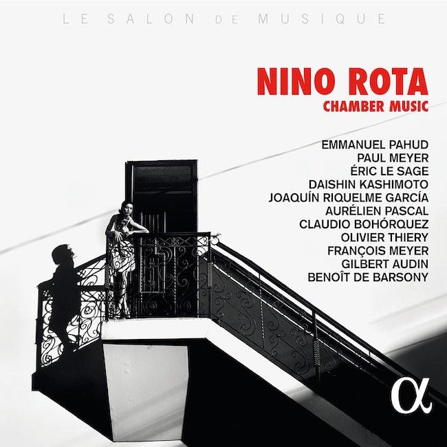 Disques (26) : la musique de chambre de Nino Rota