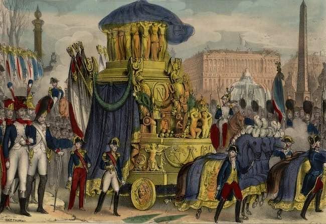 Bicentenaire de la mort de Napoléon : quand l'Empereur n'est plus…