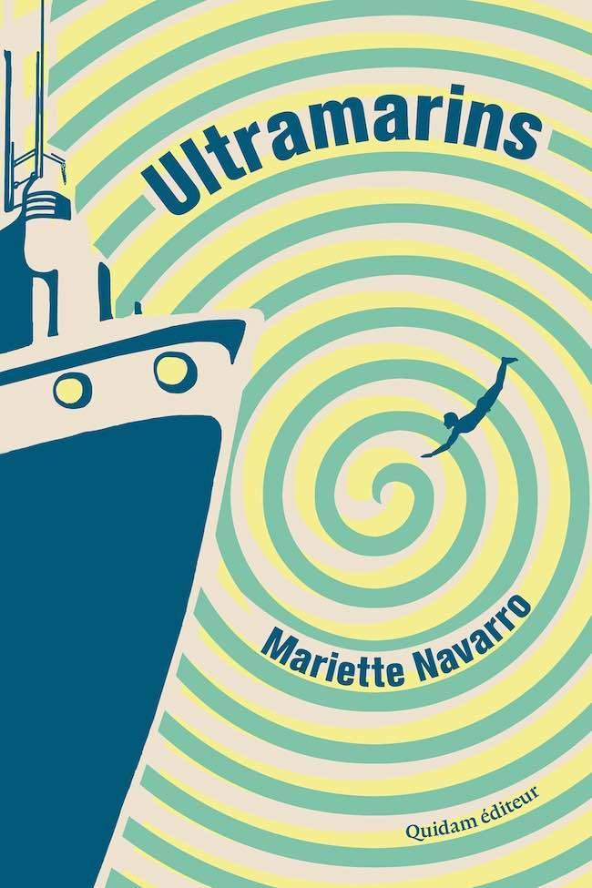 Ultramarins, de Mariette Navarro : plongée dans les limbes