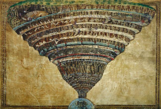 L'Enfer de Dante mis en vulgaire parlure, d'Antoine Brea