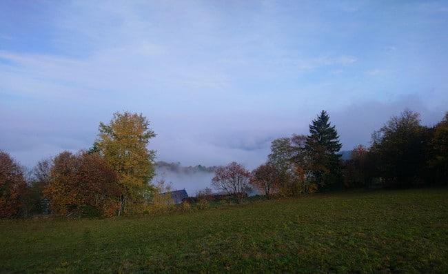 Hautes Huttes, de Gérard Pfister : une indicible présence au monde