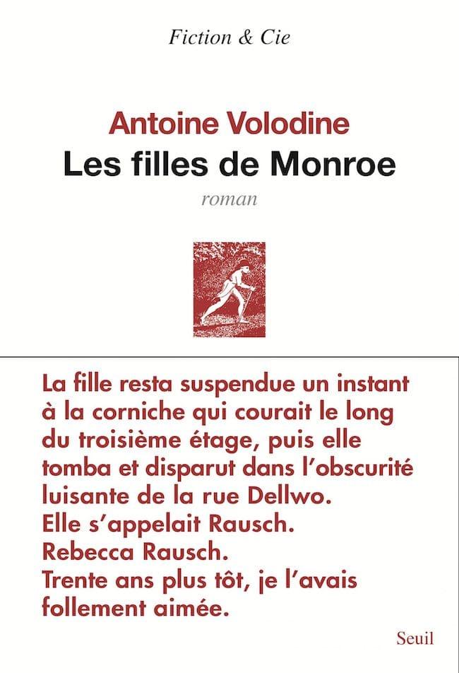 Les filles de Monroe, d'Antoine Volodine : l'espace noir