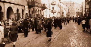 Smotshè. Biographie d'une rue juive de Varsovie, de Benny Mer
