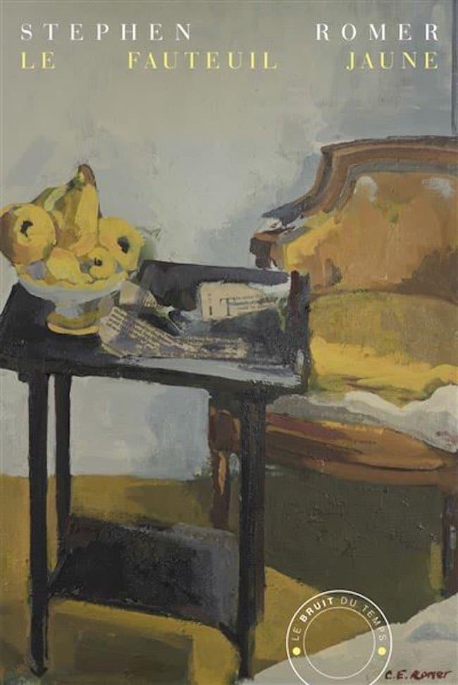 Le fauteuil jaune, de Stephen Romer : parenté des langues dans le poème